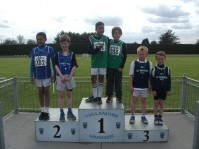 130525 -U11 boys 60m Pairs- leinster ttown 2nd T&F - compressed (1)