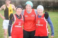 Gowran 1st Team: Anne Skehan, Leona Connolly, Linda Delaney