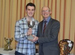 Male Senior Athlete... Eoin Power