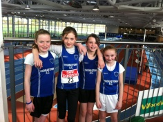 Thomastown u-12 relay