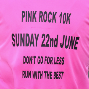 """Don't miss """"Pink Rocky"""""""