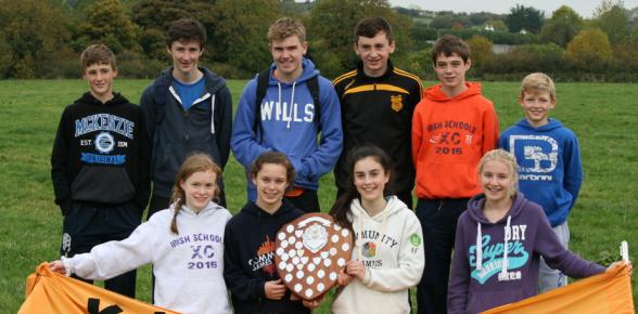 KCH Juvenile Shield Winners